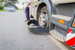 blown out tire an example of product liability or defective products